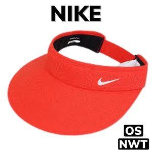 Nike Women's Big Bill Golf Visor OS NWT